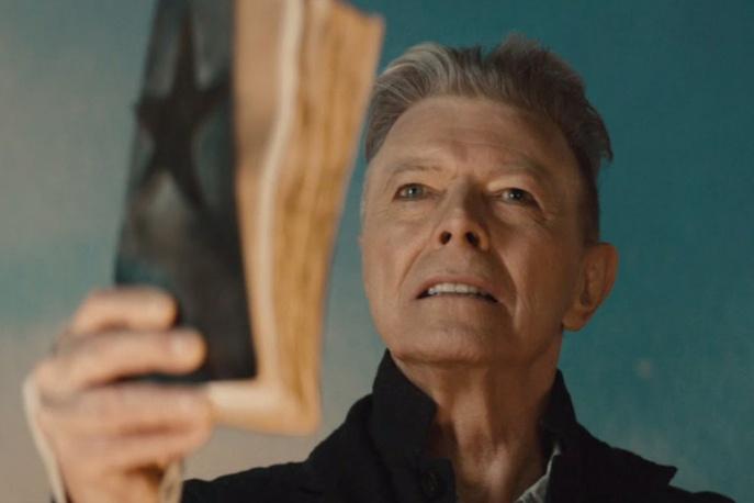 """""""Blackstar"""" pierwszym numerem jeden Bowiego w Stanach"""