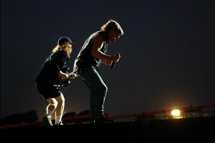 AC/DC odwołują koncerty z powodu problemów zdrowotnych Briana Johnsona