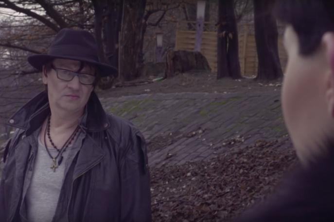 """Maciej Maleńczuk z klipem do """"Tell Me That You Want Me"""""""