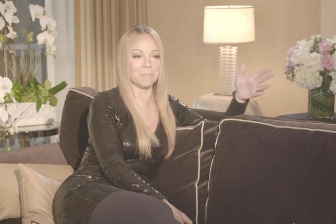 """""""Staram się ograniczać rozmowy z ludźmi"""" – Mariah Carey mówi o sposobach na przygotowanie się do koncertu (wideo)"""