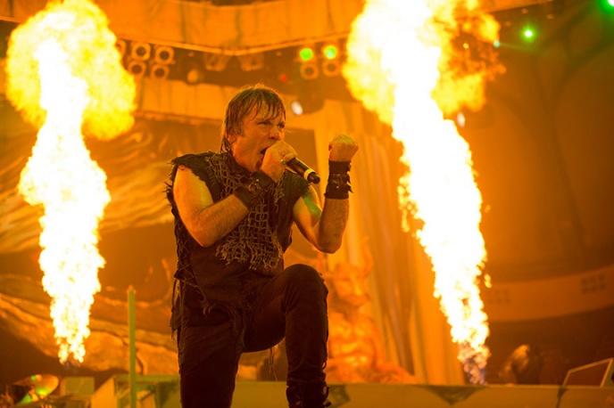 Poznaliśmy gościa specjalnego na koncercie Iron Maiden