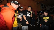 MOLESTA + WFD – 35. urodziny hip-hopu – Harlem – 12.11.09