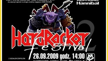 Limitowane bilety Na Hard Rocker Festiwal