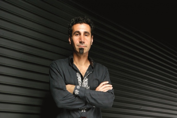 "Na żywo: Serj Tankian – ""Empty Walls"""