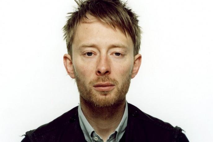 Thom Yorke i Flea grają Joy Division [video]