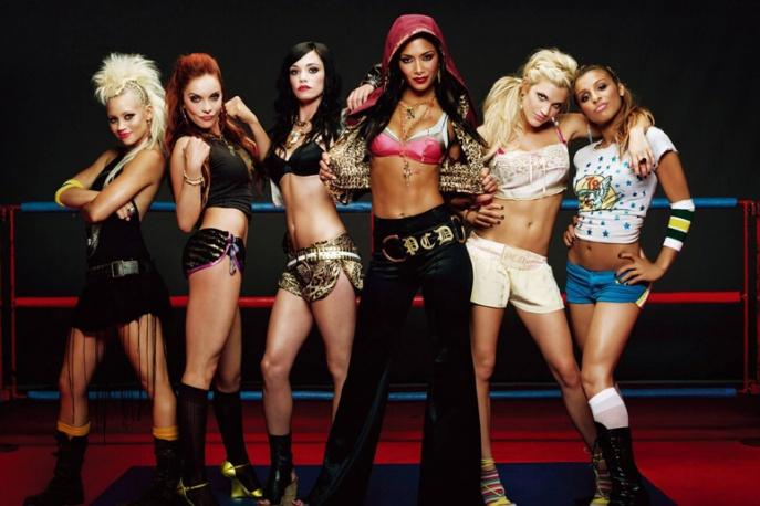 Nicole Scherzinger Jak Diana Ross (Video)